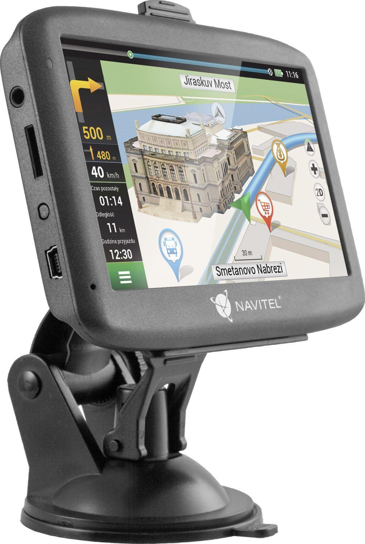 Navigationssystem NAVITEL NAVE500 8594181740012