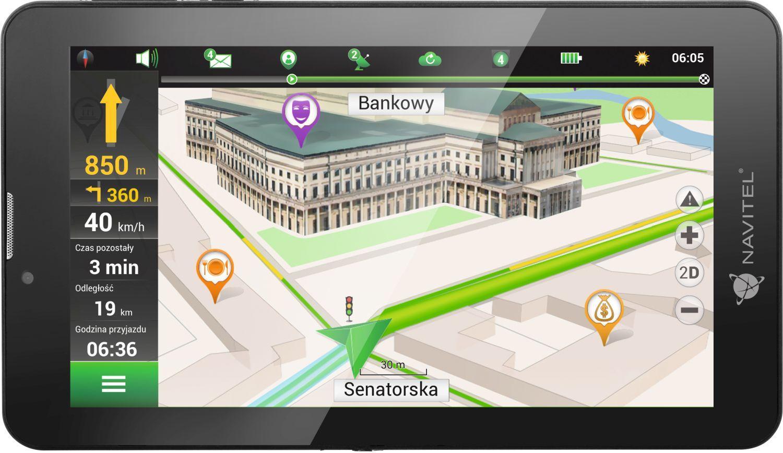 Navigační systém NAVT7003G NAVITEL NAVT7003G originální kvality