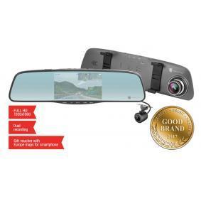 Κάμερες αυτοκινήτου Πλήθος καμερών: 2, Οπτική γωνία: 160°, 85 (cam 2)° NAVMR250