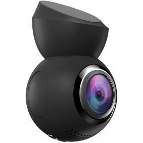 Dashcams Viewing Angle: 165° NAVR1000