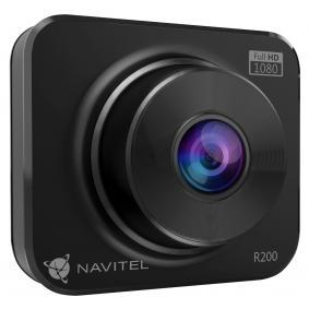 Dash cam Viewing Angle: 140° NAVR200