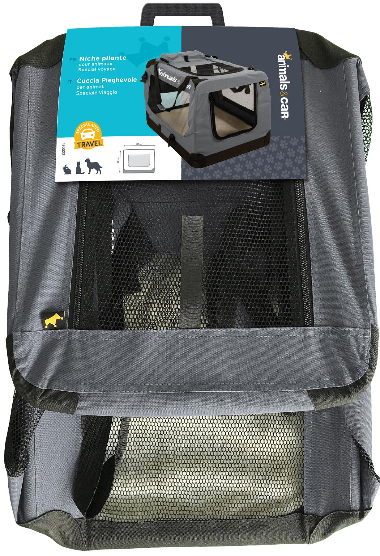 Dog car bag animals&car 170023 rating