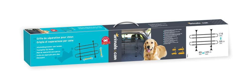 Auto hondenrek animals&car 170005 expert kennis
