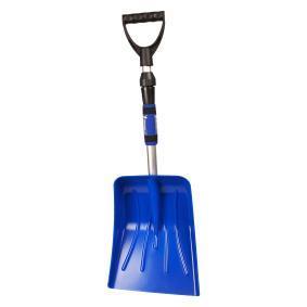 Snow shovel Width: 24cm, Length: 80-106cm 009494