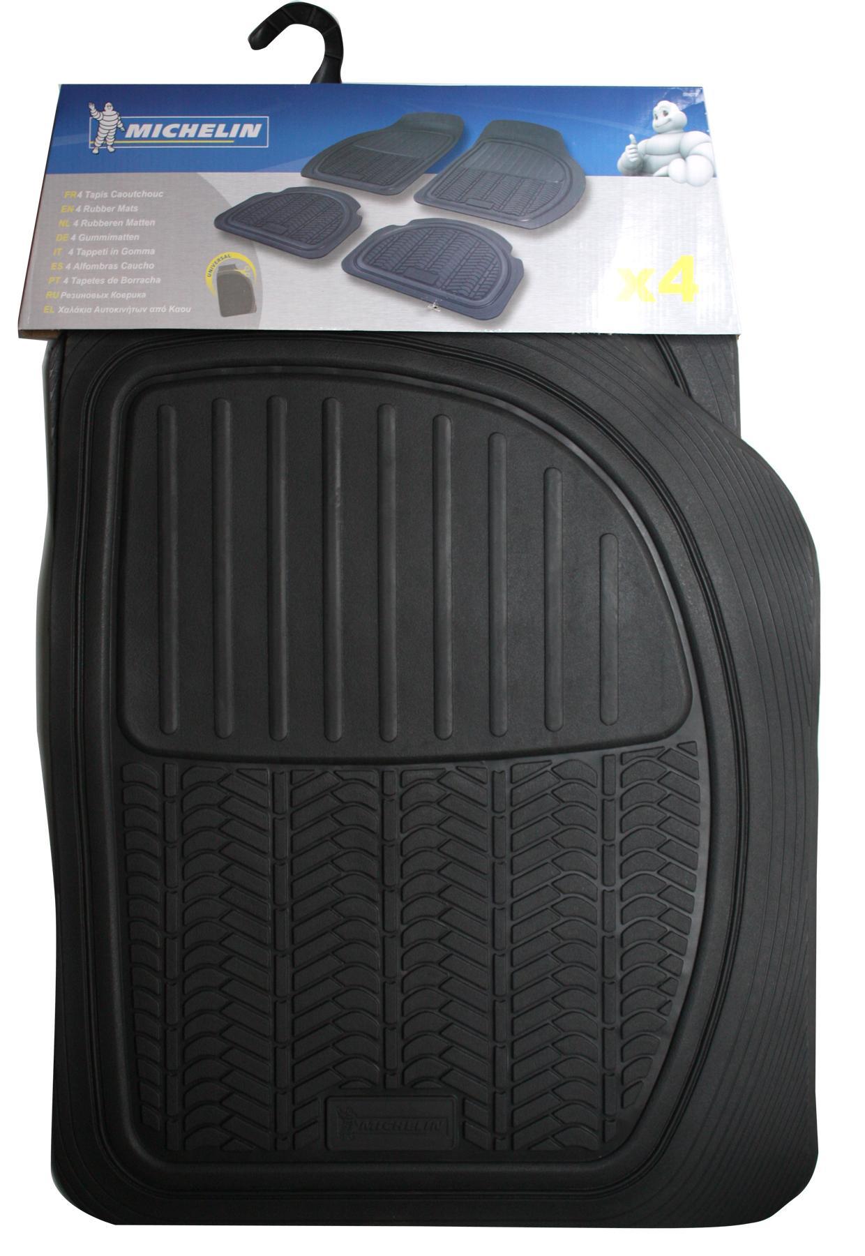 Conjunto de tapete de chão Michelin 009070 classificação