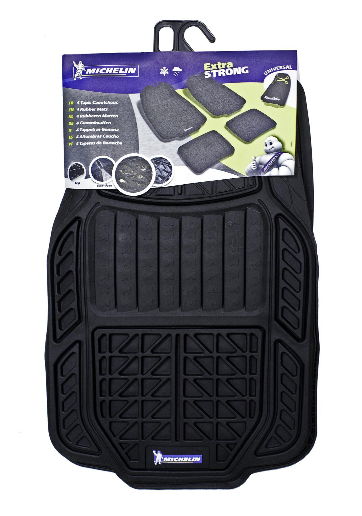 Conjunto de tapete de chão Michelin 009077 classificação