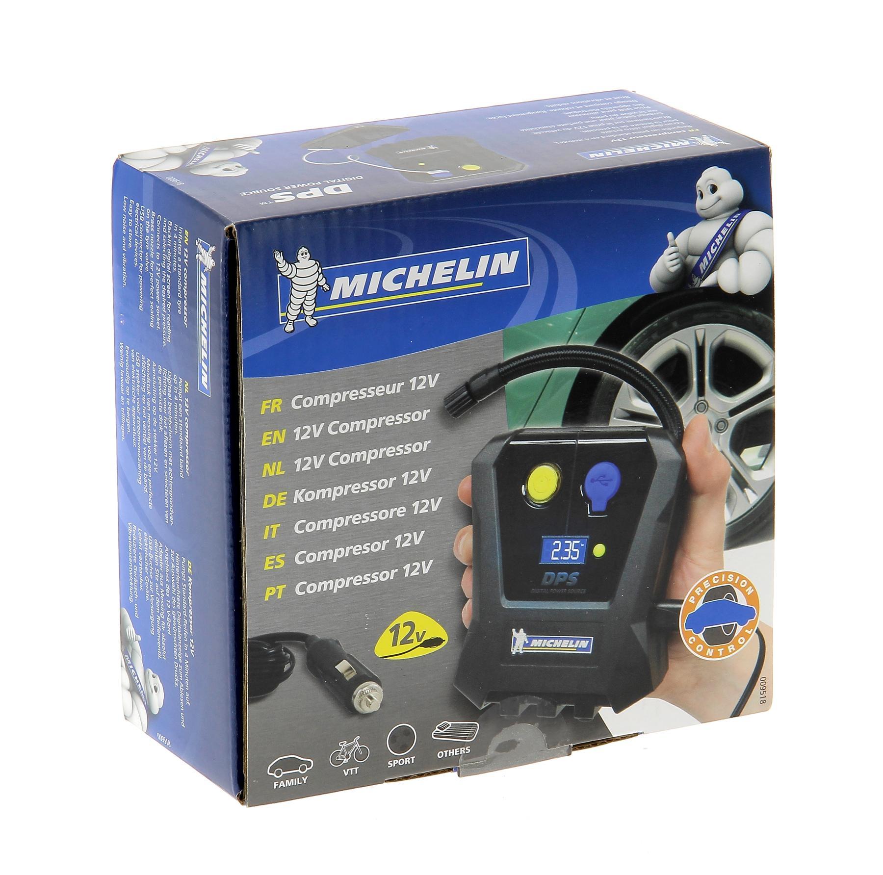 Compressor de ar Michelin 009518 conhecimento especializado