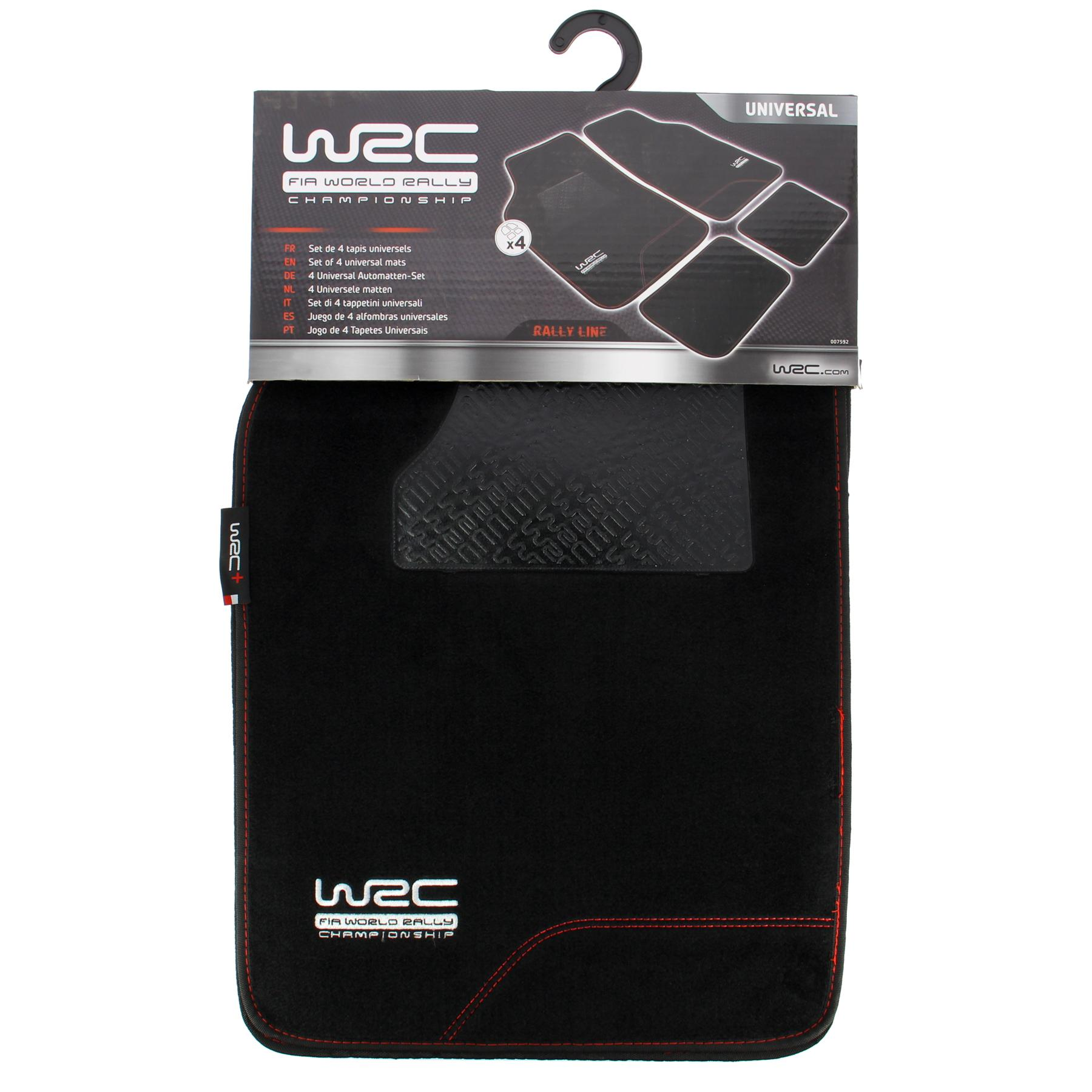 Conjunto de tapete de chão WRC 007592 classificação
