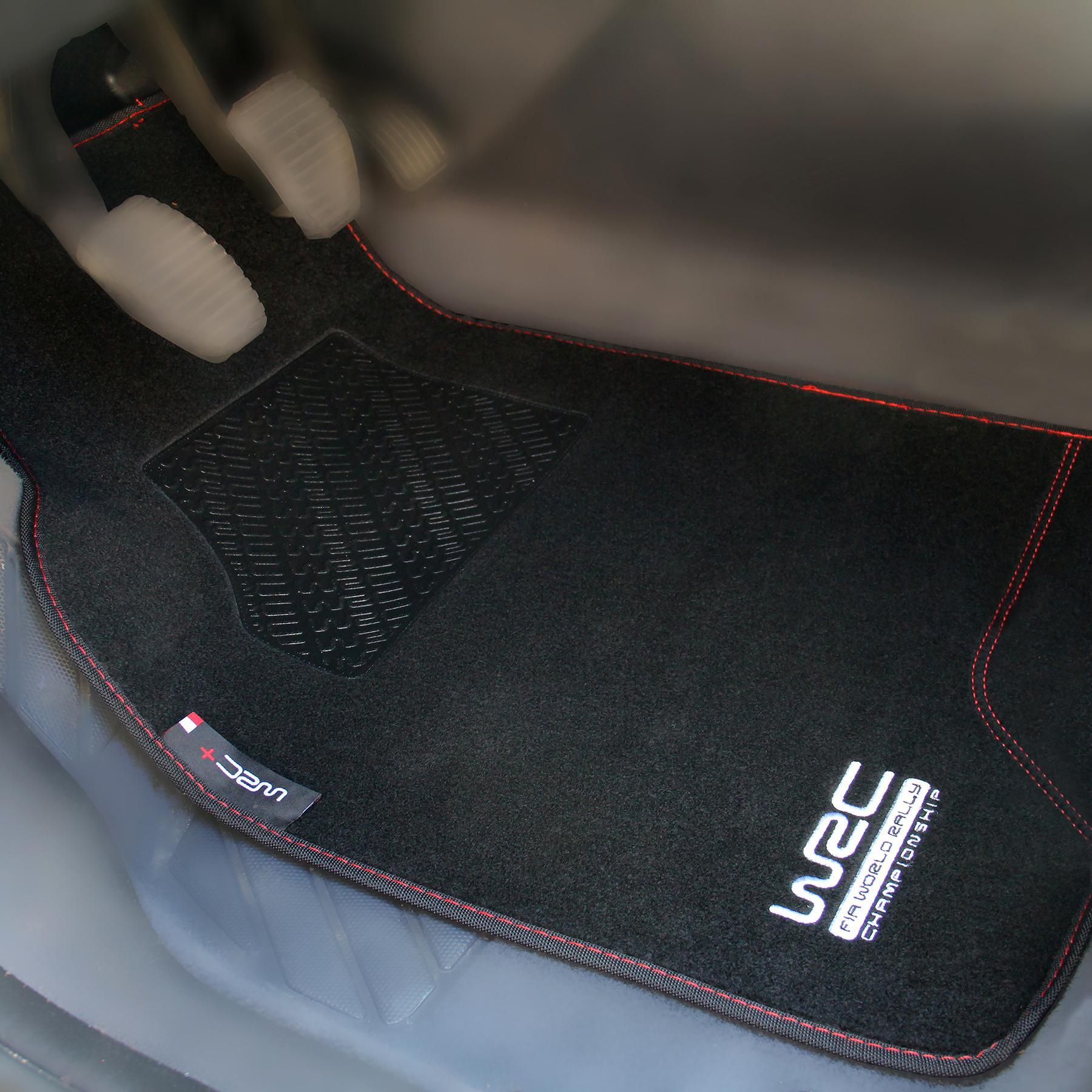 Conjunto de tapete de chão WRC 007592 conhecimento especializado