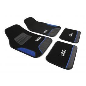 WRC Fußmattensatz 007436