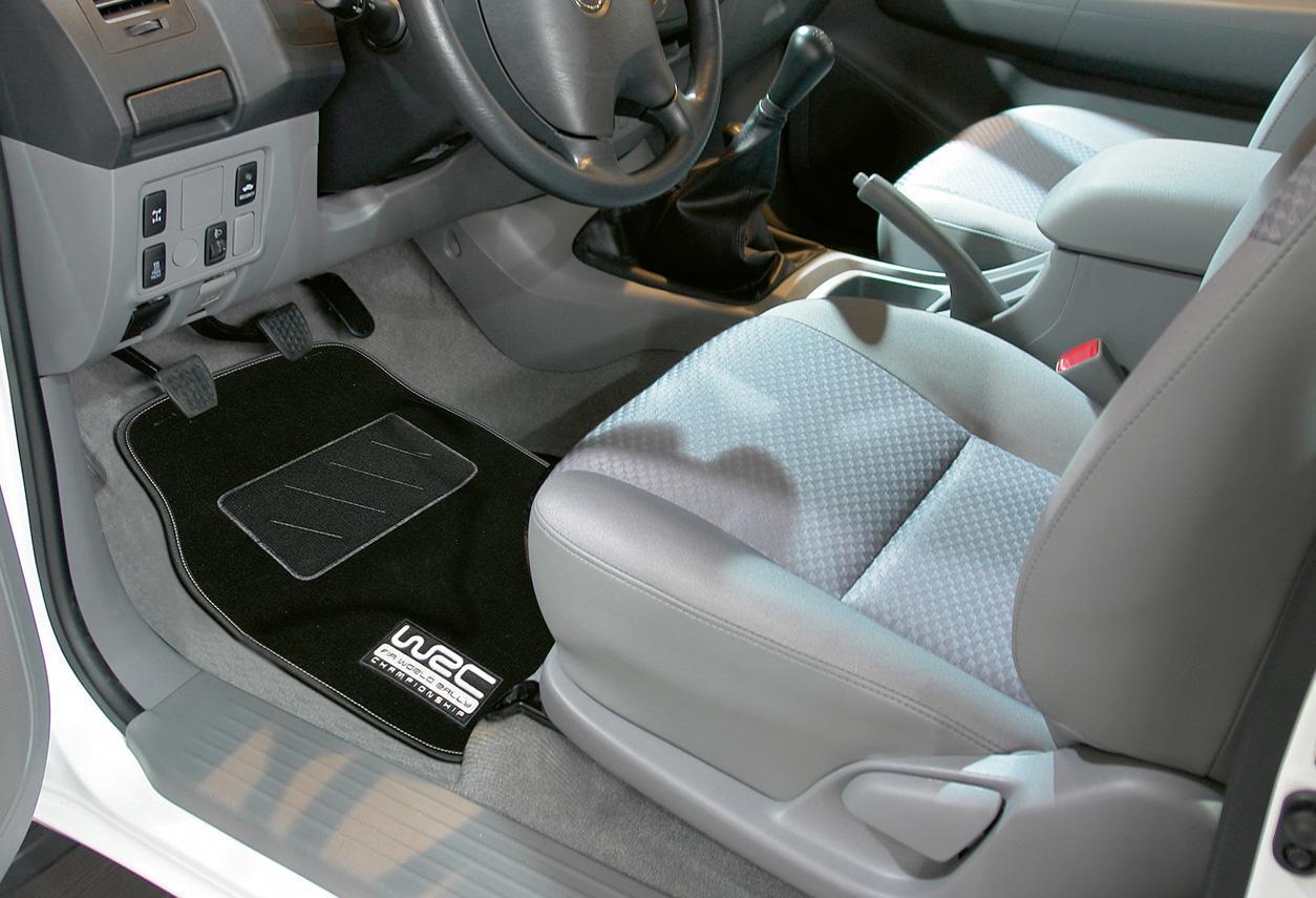 Conjunto de tapete de chão WRC 007434 classificação
