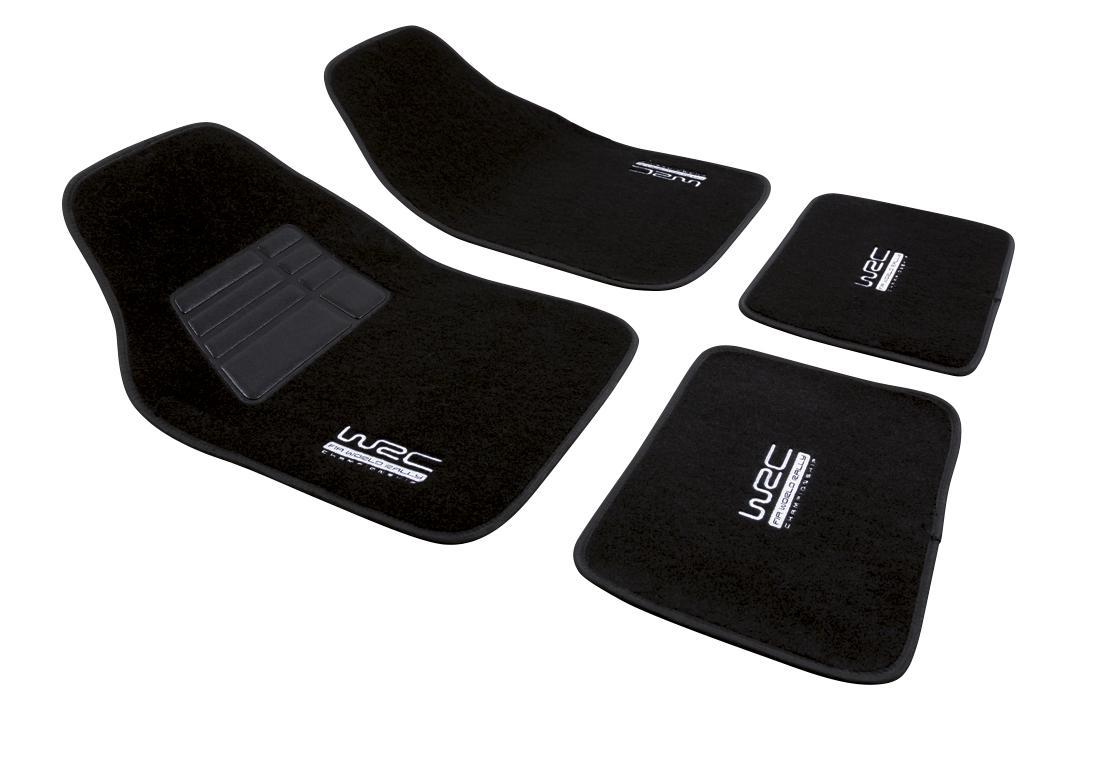 Conjunto de tapete de chão WRC 007434 conhecimento especializado