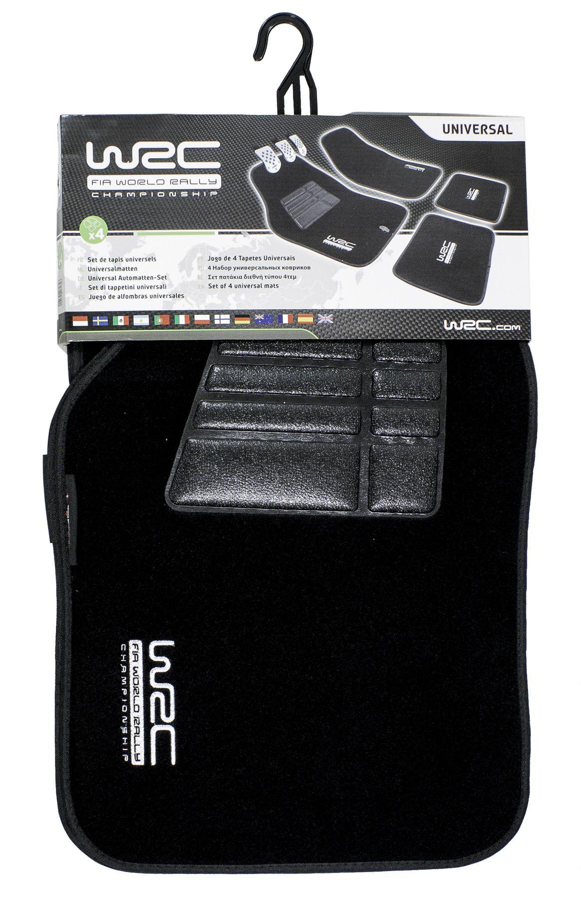 Conjunto de tapete de chão WRC 007434 3221320074343