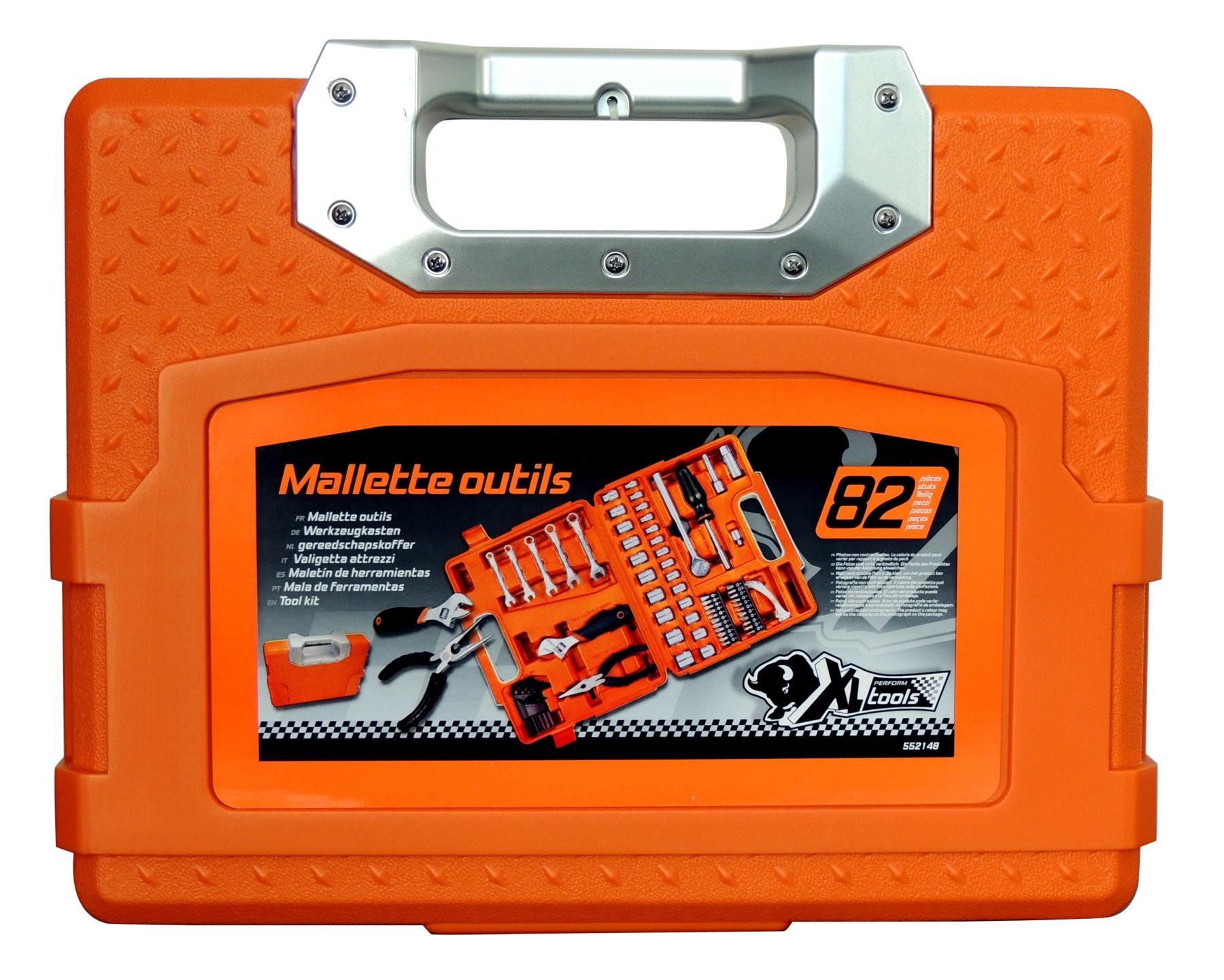 Werkzeugsatz XL 552148 Bewertung