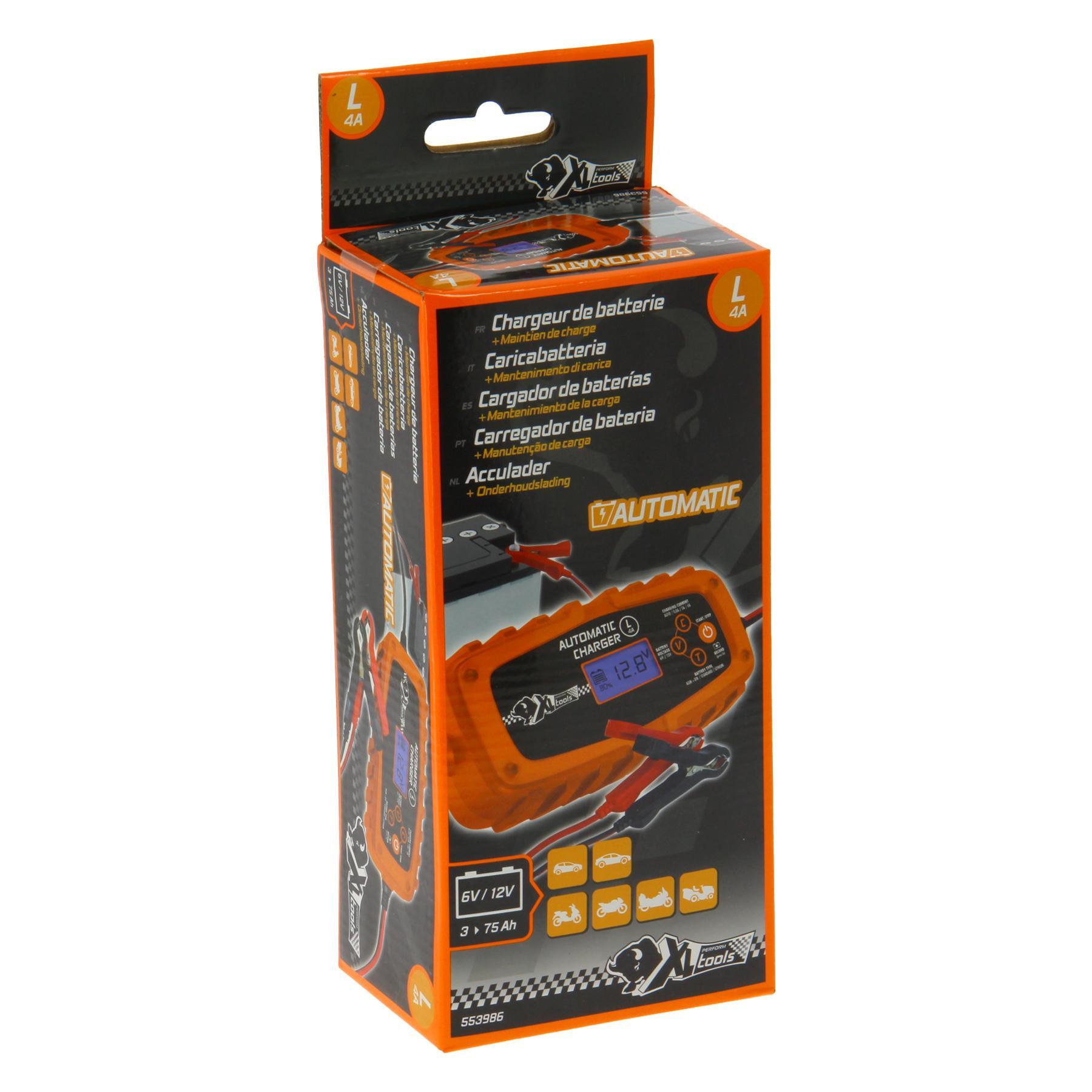 Chargeur de batterie XL 553986 connaissances d'experts