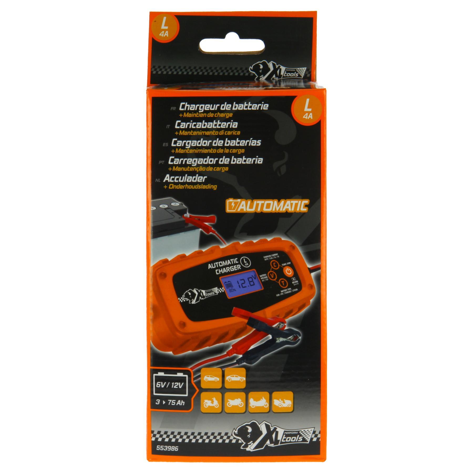 Chargeur de batterie XL 553986 3221325539861