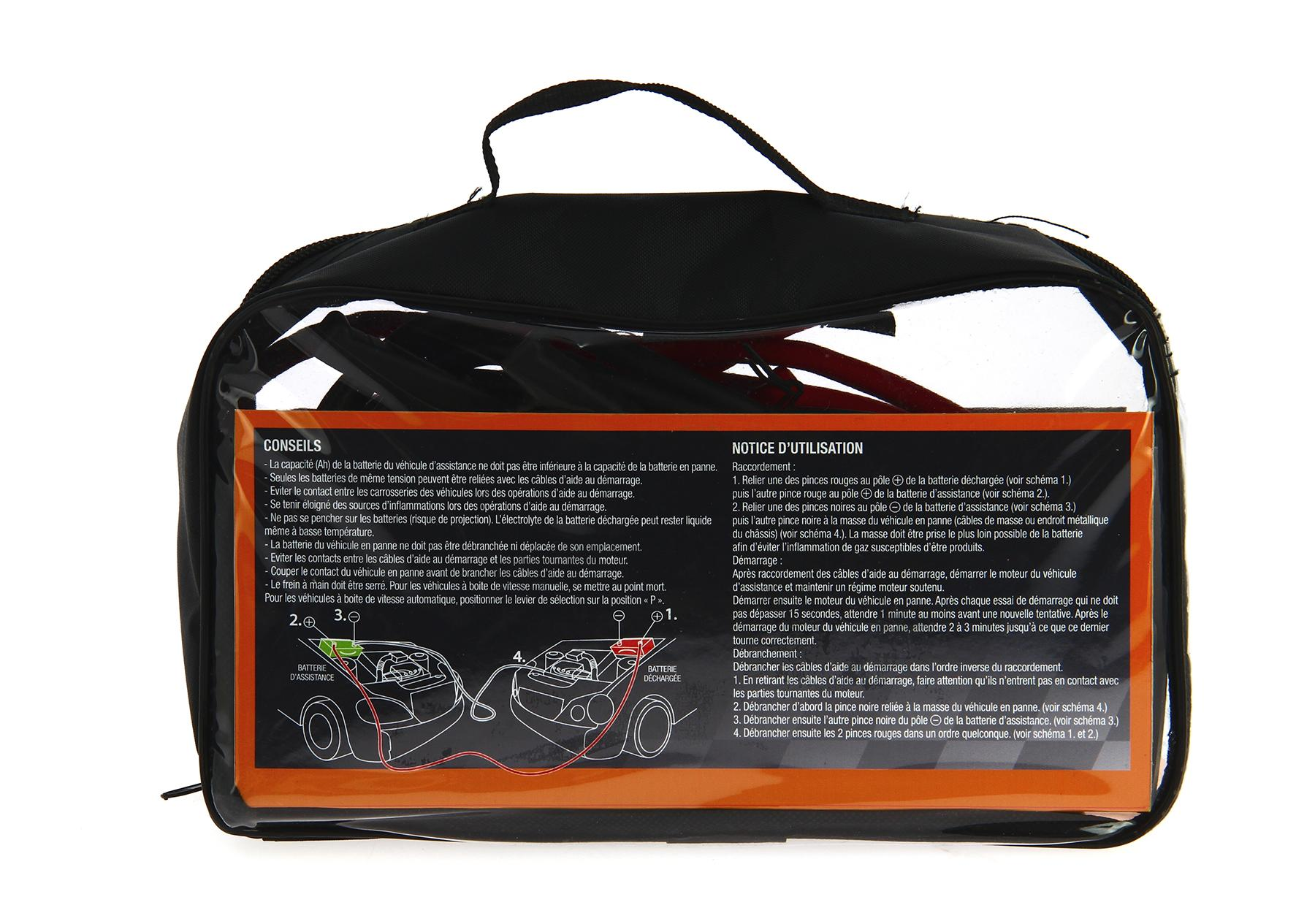 Startkablar XL 551030 Expertkunskap