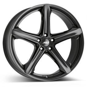 alloy wheel AEZ Yacht dark hyper silber schwarz Horn poliert 16 inches 5x108 PCD ET48 AYAPHBA48