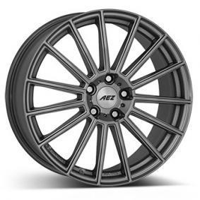 alloy wheel AEZ Steam graphite graphit matt 17 inches 5x100 PCD ET51 ASM76GA51E
