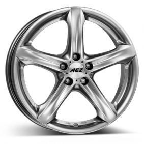 alloy wheel AEZ Yacht High Gloss 17 inches 5x120 PCD ET35 AYA79HA35