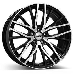 alloy wheel AEZ Panama dark gun-metal-poliert 19 inches 5x130 PCD ET47 APA9LLFP47E