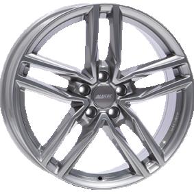 Alufelge ALUTEC Ikenu gun-metal-grey 18 Zoll 5x112 PCD ET45 IKE80845B77-9