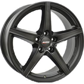 alloy wheel ALUTEC Raptr Matte black/polished 17 inches 5x112 PCD ET39 RR65739W64-5