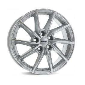 alloy wheel ALUTEC Singa polar silver 16 inches 5x114.3 PCD ET45 SIN65645L11-0