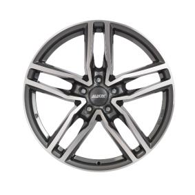 Alufelge ALUTEC Ikenu graphit Front poliert 17 Zoll 5x112 PCD ET29 IKE75729B62-9