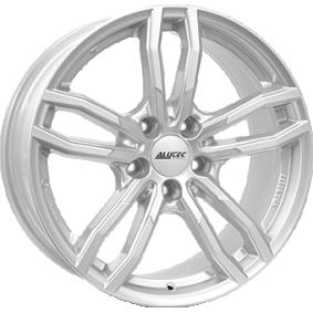 lichtmetalen velg ALUTEC Drive polar zilver 18 inches 5x112 PCD ET30 DRV80830W61-0