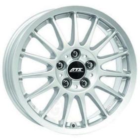 алуминиеви джант ATS Streetrallye полярно сребро 15 инча 5x114.3 PCD ET47 SY60547B81-0