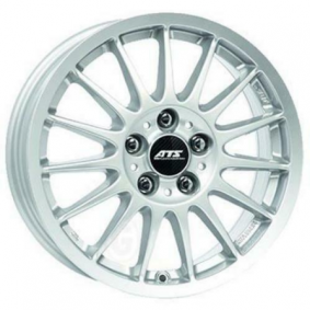alloy wheel ATS Streetrallye polar silver 15 inches 5x114.3 PCD ET47 SY60547B81-0
