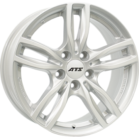 alloy wheel ATS Evolution polar silver 16 inches 5x120 PCD ET40 EVO70640W31-0