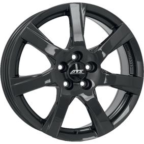 alloy wheel ATS Twister dark grey 15 inches 5x114.3 PCD ET45 TS65545B87-6