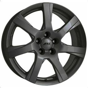 алуминиеви джант ATS Twister тъмно сив 17 инча 5x112 PCD ET45 TS75745B77-6
