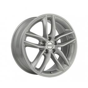 alloy wheel BBS SX brilliant silver painted 17 inches 5x120 PCD ET37 10013618
