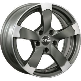 DBV Felge 33850