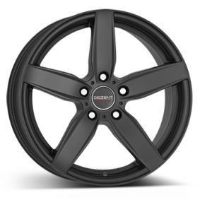 alloy wheel DEZENT TB dark 17 inches 5x120 PCD ET35 TTB79KA35