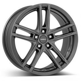 алуминиеви джант DEZENT TZ-c graphite graphit matt 18 инча 5x112 PCD ET30 TTZG8GA30CE