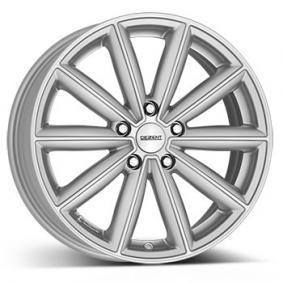 alloy wheel DEZENT TM brilliant silver painted 18 inches 5x112 PCD ET54 TTM18SA54