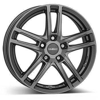 DEZENT TZ graphite graphit matt алуминиеви джант 6xR15 PCD 4x100 ET47 d54.10