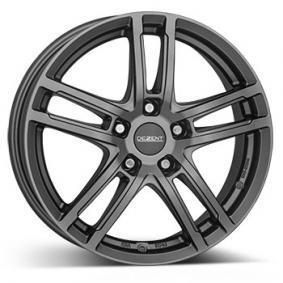 алуминиеви джант DEZENT TZ graphite graphit matt 17 инча 5x110 PCD ET33 TTZ77GA33E