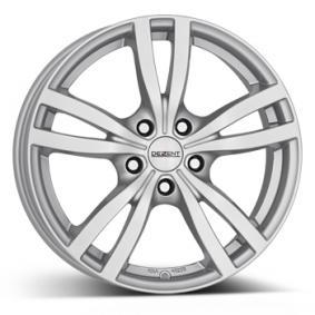 alloy wheel DEZENT TC silver painted 15 inches 5x114.3 PCD ET40 TTCK0SA40