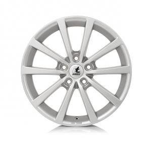 itWheels ALICE gloss black alloy wheel 6.5xR16 PCD 5x100 ET38 d57.10