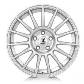 алуминиеви джант itWheels SOFIA брилянтно сребърно боядисани 17 инча 5x100 PCD ET35 4570001