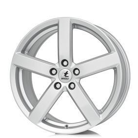 alloy wheel itWheels EROS mattschwarz Front poliert 18 inches 5x130 PCD ET53 4608808