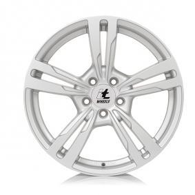 lichtmetalen velg itWheels ANNA gloss silver 20 inches 5x120 PCD ET45 4702221