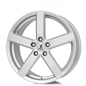 alloy wheel itWheels EROS brilliant silver painted 16 inches 5x120 PCD ET46 4604001