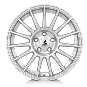 lichtmetalen velg itWheels SOFIA briljant zilver geschilderd 17 inches 5x114.3 PCD ET35 4570401