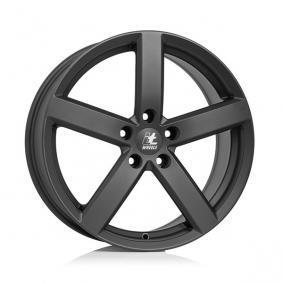 alloy wheel itWheels EROS MattSchwarz / Poliert 16 inches 5x120 PCD ET46 4604002